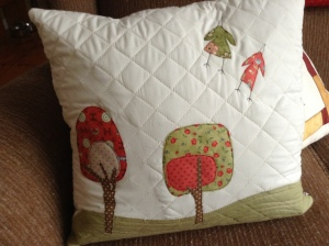 quilted pillow 1