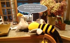 Bee breakdown