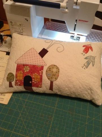 little-house-pillow